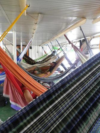 hamac brésilien amazonie