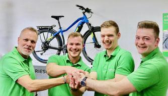 Team e-motion e-Bike Welt Hannover-Südstadt