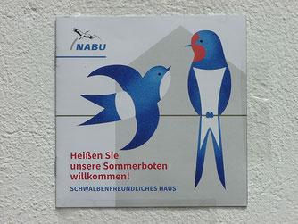 Info-Heft Schwalbenfreundliches Haus