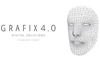Grafix 4.0 3D-Gesichtsvermessung für eine individuelle Beta-Titan-Brille