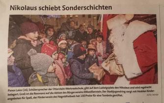 Nikolausmarkt 2019