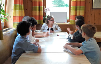 German and English Lessons and Courses in Tyrol Austria