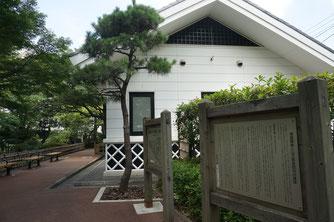 山王草堂記念館(I.Nobeta撮影)
