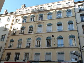 23 rue Paul-Bert (photo : Danielle Boissat)