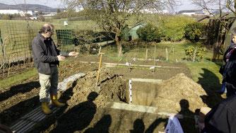 Gartenboden Hortisol Der Boden Des Jahres 2017 Nabu