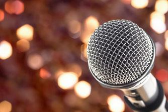 Ein Mikrophone