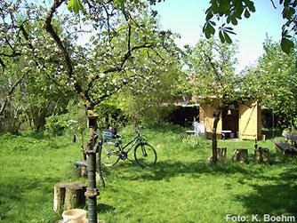 NABU-Naturgarten am Marschweg