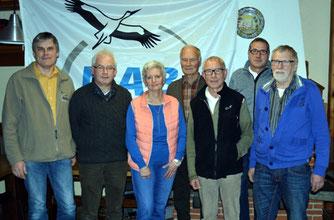 Der Vorstand des NABU Lohne