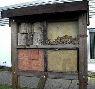 Neubau aus alten Materialien