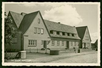 Skolen 1952 fra Propst Nissen Weg