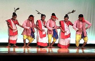 2001年ネパール舞踊公演 厚真町