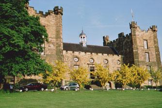 Unser Hotel Lumley Castle