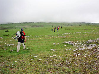 Trekking organizado RuTyTreK