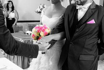 Farbkombination, Hochzeitsfarbe