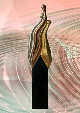Kunstwerk für das innere Gleichgewicht