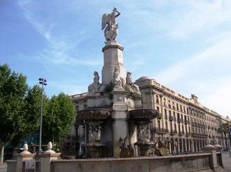 Памятник Каталонскому гению