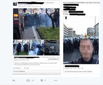 Köln, Treibjagd gegen Journalisten, Fakes, Lügen, Nazi, Copyright, AincaArt, Ainca Kira, Foto und Text, Writer, Photographer, Photography, Quersatz