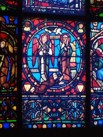 Suger à Saint-Denis (Source : Laure Trannoy)