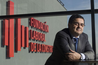 Enrique Corral, Director General de la Fundación Laboral de la Construcción