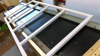 看板さいたまのセントラル/木製枠