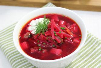ボルシチスープ(Borsch)