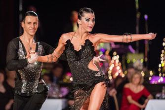 Latein Show: Ondrej Sliska & Daniela Valjentova