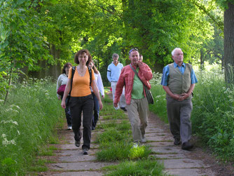 Frühjahrsexkursion mit dem NABU, Foto: T. Kirschey