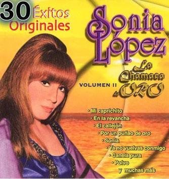 Sonia Lopez – 30 Exitos Originales De La Chamaca de Oro
