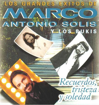 Marco Antonio Solis y Los Bukis – Recuerdos, Tristeza y Soledad 1998