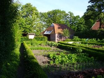 Bauerngarten des NABU Woldenhofes