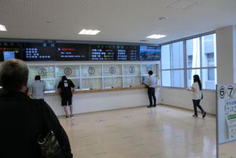 滋賀県運転免許センター技能試験受付窓口