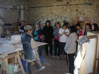 Initiation aux différentes utilisations de la chaux lors de la rénovation écologique d'habitat
