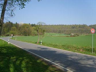 Die Unabhängigkeitsstraße in Westendorf wurde viele Jahre lang als Rennstrecke benutzt - jetzt nicht mehr. - Foto: Kathy Büscher