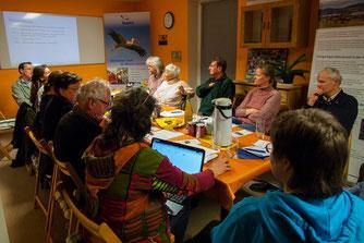 Die NABU-Gruppe kann über zahlreiche Aktivitäten berichten. - Foto: Kathy Büscher