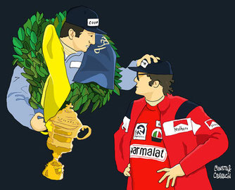 Jody Scheckter by Muneta & Cerracín