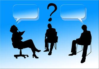 Kommunikation am Arbeitsplatz: Welche Fremdsprachen aktuell gewünscht werden (Foto: pixabay.com / geralt)