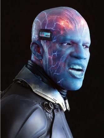 Jamie Fox als Electro