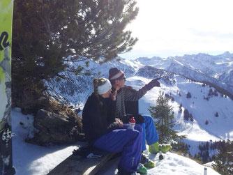 Skitour auf den Iseler