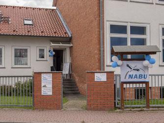 Das NUZ in Rinteln öffnete seine Tür. - Foto: Kathy Büscher