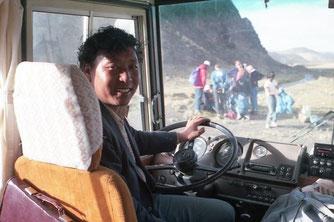 Alak - der tibetische Wunder-Fahrer