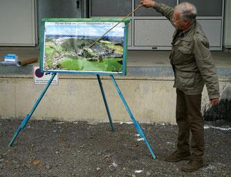 Ufer erläutert die Planung und Auswirkungen (sch)
