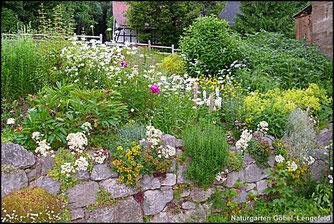 Gewinner ist der Naturgarten Göbel in Lengefeld