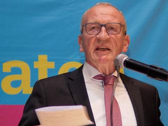FDP-Kandidat Robert Heinze