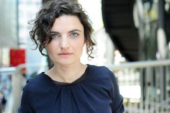 Sonja Schall, Gründerin von Sinnesräuber
