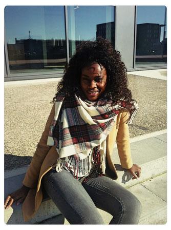 Leonie Ngatcha, Gründerin von Yakeu e-fashion