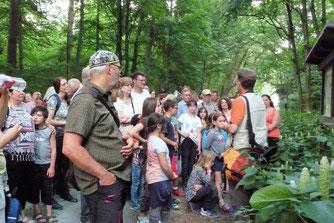 Glühwürmchenwanderung NABU Walldorf