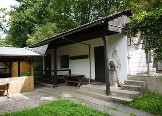 Pflege- und Auffangstation Oberbiel (Foto: NABU-Oberbiel)