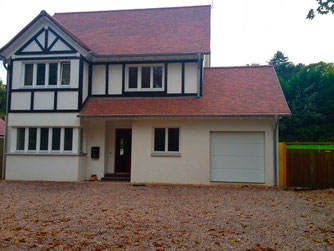 Mock Tudor Flat Pack German Eco House