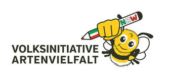 Logo Volksinitiative Artenvielfalt