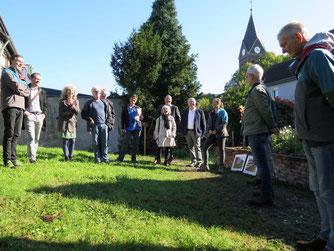 Eröffnung Naturpark-Garten Quelle: Maja Röse